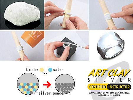 Wat is Art Clay Silver