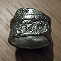 Ringen in zilver [werk cursist]
