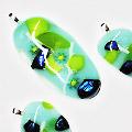 Glasfusing [werk cursist]