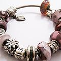Pandora kralen maken met zilver bedels