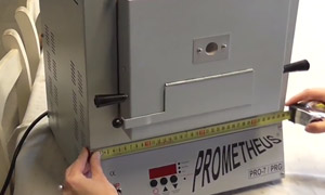 ZandstormTV review - Prometheus PRO-7
