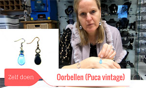 Oorbellen (Puca Vintage Collection)