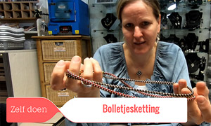 Fancy bolletjesketting