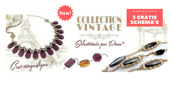 Collection vintage by Puca